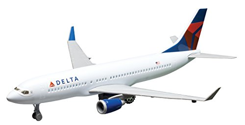 Daron Worldwide Trading Delta Push N Go 737 Airplane Vehicle
