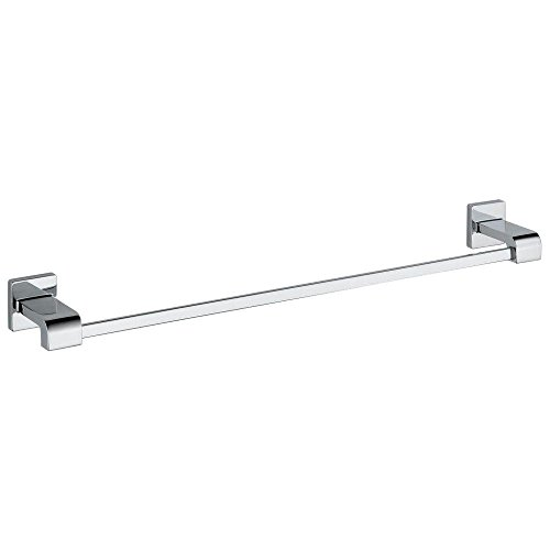 Delta 77524 Ara 24 in. Towel Bar, Polished Chrome by DELTA FAUCET