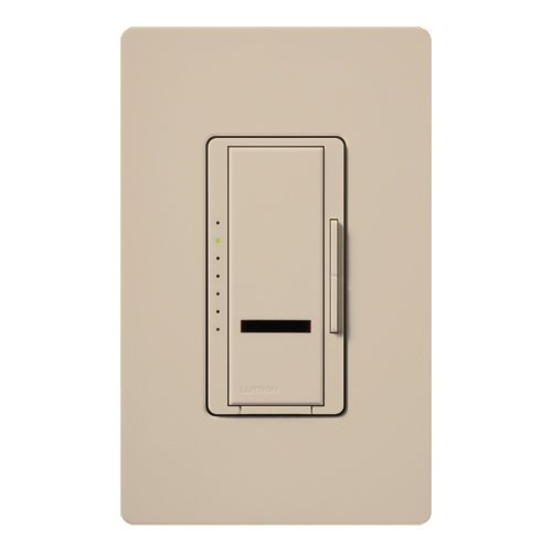 Lutron Lutron MIRELV-600M-TP Maestro IR 600-Watt Multi-Location Electronic Low-Voltage Dimmer, Taupe by Lutron
