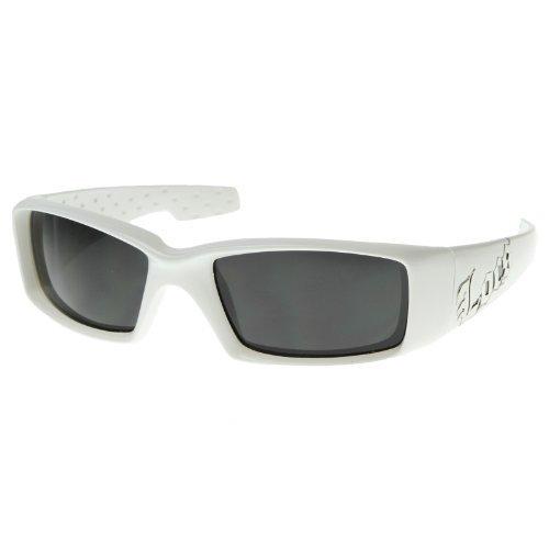 locs sunglasses white - 3