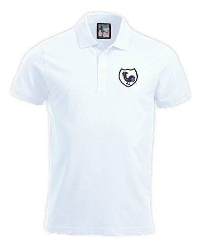 Retro Tottenham Hotspurs 1940s Blanco Polo Fútbol Tallas S-XXXL ...