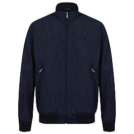 Ralph Lauren Polo Jacket Stockport Barracuda Mens Black