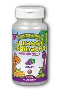 - Jurassic Echinacea 75mg Kal 30 Chewable
