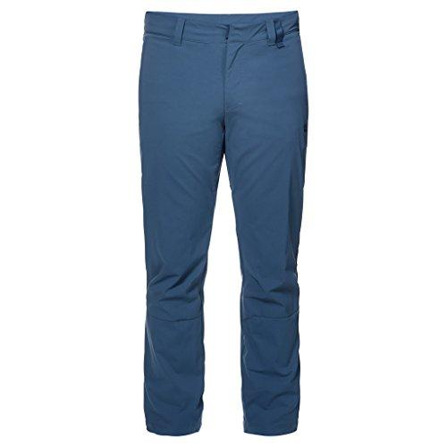 Jack Wolfskin Men's Activate Light Pants, Ocean Wave, Size 52 (US 36/32)