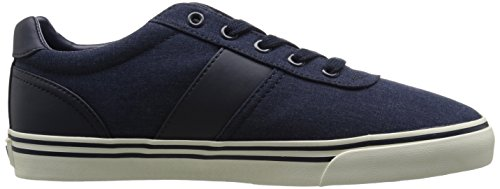 Polo Ralph Lauren Hombres Hanford Fashion Sneaker Newport Navy