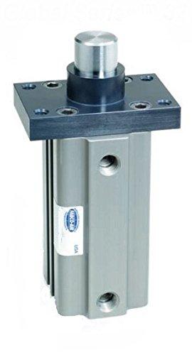32 mm Bore Interchange Flange Double Acting Failsafe Standard Piston 20 mm Stroke FAB   GNN-CM032-020T Spring Extend Fabco-Air GNN-CM032-020T Global Series 32 Stopper Cylinder
