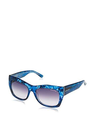 MRY - Lunettes de soleil - Homme multicolore bleu glace lS6PznLk