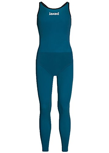 Jaked JKatana Mens Open Water Full Body Suit - Blue イギリスサイズ20   B071XHWX51