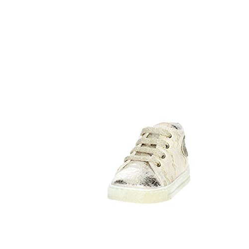 Falcotto 07 Petite Sneakers Platine 9161 0012012275 Fille OqCw1OT0