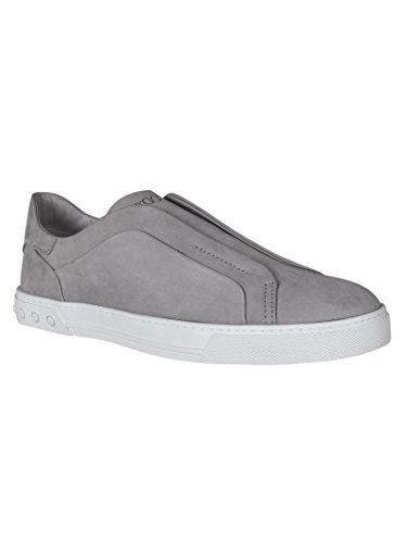 Tod's Slip On Sneakers Uomo XXM0XY0T2005IPB212 Pelle Grigio Salida Auténtico Barato SdBeCkIK