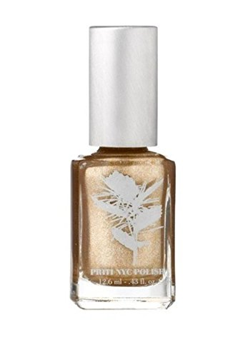 Rich Bronze Series - Priti NYC 'Bill Bronze Orchid' (Bronze) Non-Toxic Nail Polish