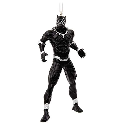 Hallmark Marvel Avengers Black Panther Ornament Movies & -