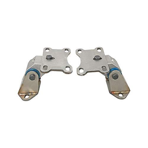 CXRacing 1UZ-FE Engine Mount Kit for 95-04 Toyota Tacoma Truck 1UZ-FE Engine