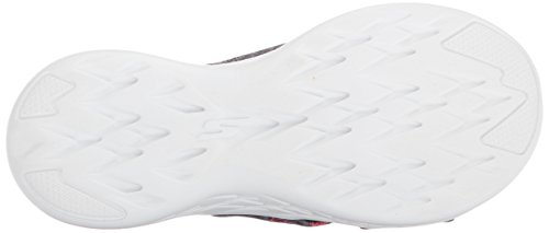 Skechers Performance Damen 600-Monarch Slide Sandale für unterwegs Grau