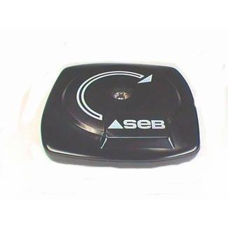 Volante de presión negro olla Seb 802500