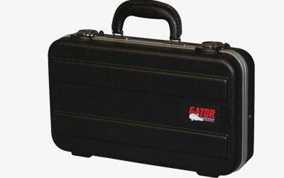 Gator GM6 Deluxe 6 Microphone Hardshell Case -