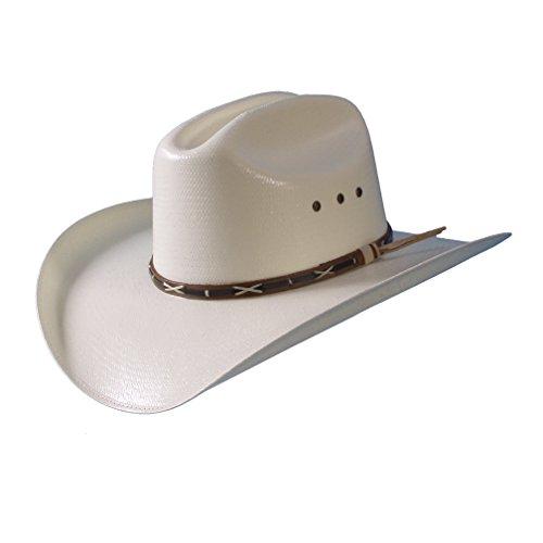 Turner Hat Men's Shantung Trail Blazer Hat 7 3/8 (Shantung Blazer)