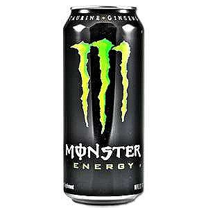Monster Energy Drink SLASH by Krupps.com