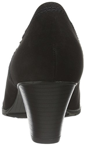 Softline 22461, Zapatos de Tacón para Mujer Negro (BLACK 001)