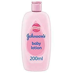 JOHNSON'S Baby, Baby Lotion, 200ml