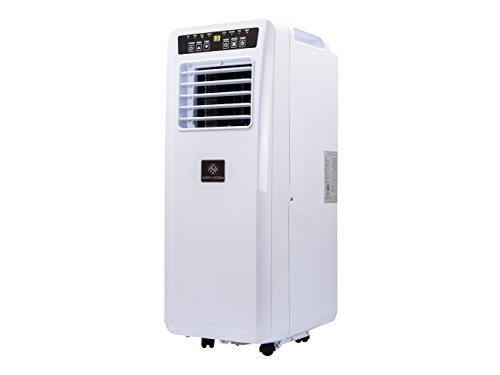 North Storm Portable Air Conditioner 14,000 BTU - AC, Heater, Fan, Dehumidifier All In One - Easy Installation - Cools Up to 500 sq ft, Great for Dorms, Apartments, Home Offices And More!