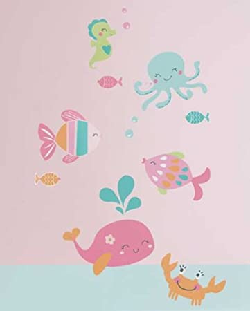 Carters Under The Sea Wall Decals