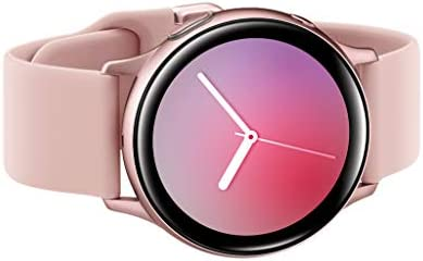 Samsung Galaxy Watch Active 2 (40mm, GPS, Bluetooth) Smart Watch with Advanced Health Monitoring, Fitness Tracking, and Long lasting Battery, Pink Gold (US Version) 11