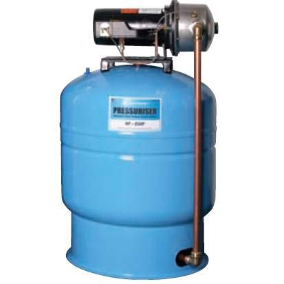 Amtrol (RP 25HP) 25 GPM Water Pressure Booster Whole House System  Pressuriser