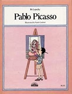 pablo picasso famous people series english and italian edition