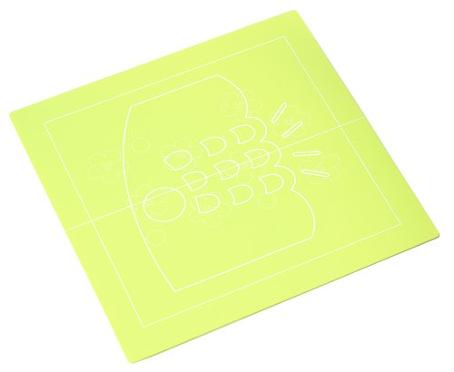 Deco rolled silicon sheet Kids YJ1503 (japan import)