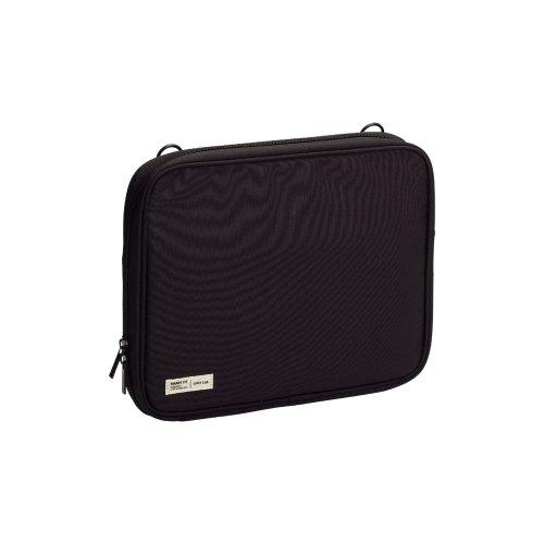 Lihit Lab., Inc. clutch bag Smart Fit A7586-24 A5 Black