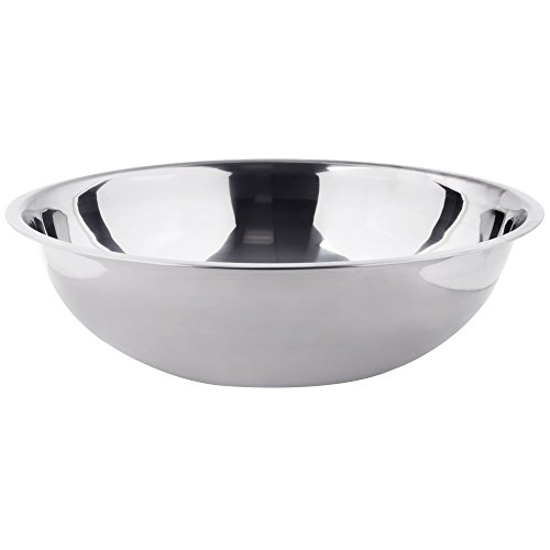 UltraSource Stainless Steel Mixing Bowl, 13 Quart