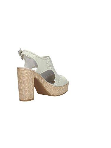 Talons Femmes SW39906 R87 Sandales Blanc 003 Hauts à Lumberjack qHXwCzw