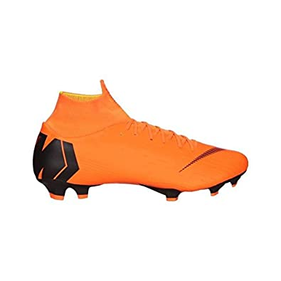 more photos 0c1ba 3f7ad Nike Men's Superfly 6 Pro FG Soccer Cleats (Total Orange/Volt) (11.5)
