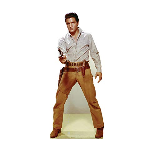 Advanced Graphics Elvis Presley Life Size Cardboard Cutout Standup -