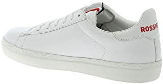 Rossignol Luxury Fashion Homme RNHM830100 Blanc Cuir Baskets | Printemps-été 20