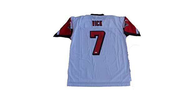 Michael Vick Signed Atlanta Falcons Jersey JSA at Amazon s Sports  Collectibles Store 0c1bd1e32