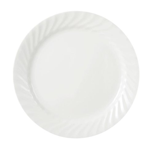 Corelle Enhancements Vive Sculptured Dinner Plate, 10-1/4-Inch