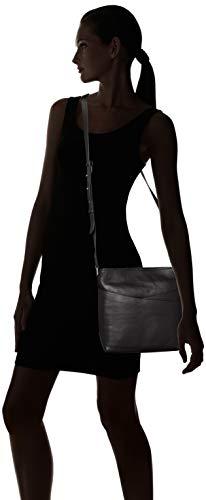 Tracolla black Donna A Topsham Leather Borse Charm Nero Clarks xqfIH0n