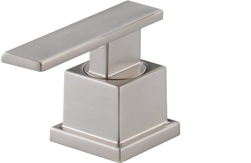 Delta H253SS Vero Bidet Lever Handle Assembly, Stainless