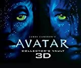 Whitman Publishing: James Cameron's Avatar Collector's Vault Book 3D [With 3D Pandora Removable Profiles and 3-D Glasses] (Hardcover); 2010 Edition