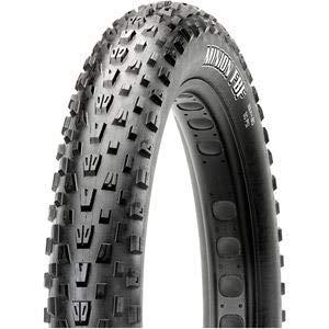 Maxxis Minion FBF EXO/TR Tire - 26in EXO/TR, 26x4.8 (Best Mountain Bike Tyre Combination)