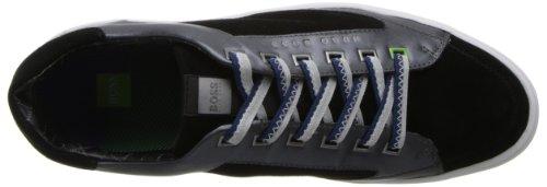 Sneaker Fashion In Pelle Di Vitello Hugo Boss Uomo Nero