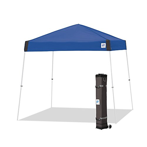 E-Z UP Vista Instant Shelter Canopy, 10 by 10', Royal Blue by E-Z UP