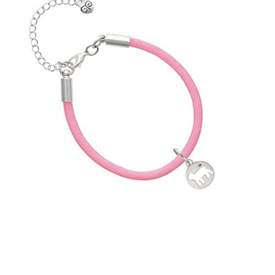 Delight Jewelry Lamb Silhouette Malibu Paracord Bracelet
