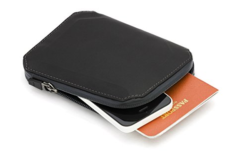 Bellroy Leather Elements Travel Black by Bellroy (Image #5)