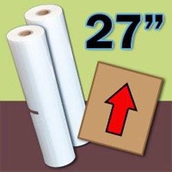 standard-laminating-film-15mil-27-x-500-clear-glossy-1-core-qty-2-rolls