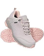 Mountain Warehouse Collie Waterdichte damesschoenen, lichte damesschoenen, ademende wandelschoenen, zachte wandelschoenen, ideaal voor wandelen en wandelen