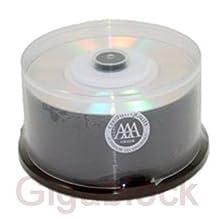 "100pcs ProDisc Spin-X Mini 3\"" 8cm DVD-R 4X 1.4GB 30min Silver Shiny Blank Media PN: 46153352 (Equal to $0.47/pc)"