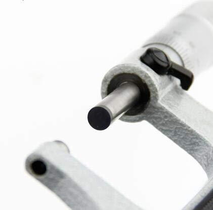 a: 57mm L: 106mm MeterTo Outside Micrometer 0.01mm 75-100mm
